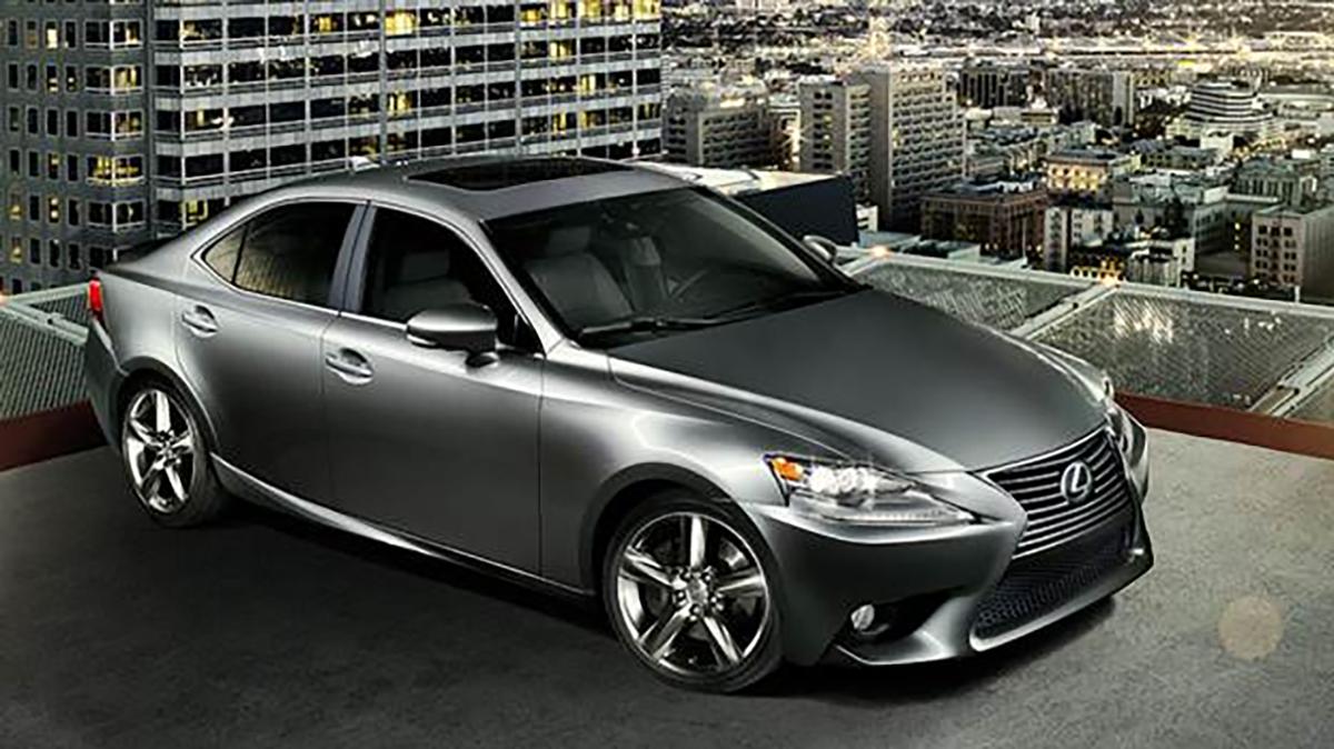 Types Of Lexus >> All Wheel Drive Models