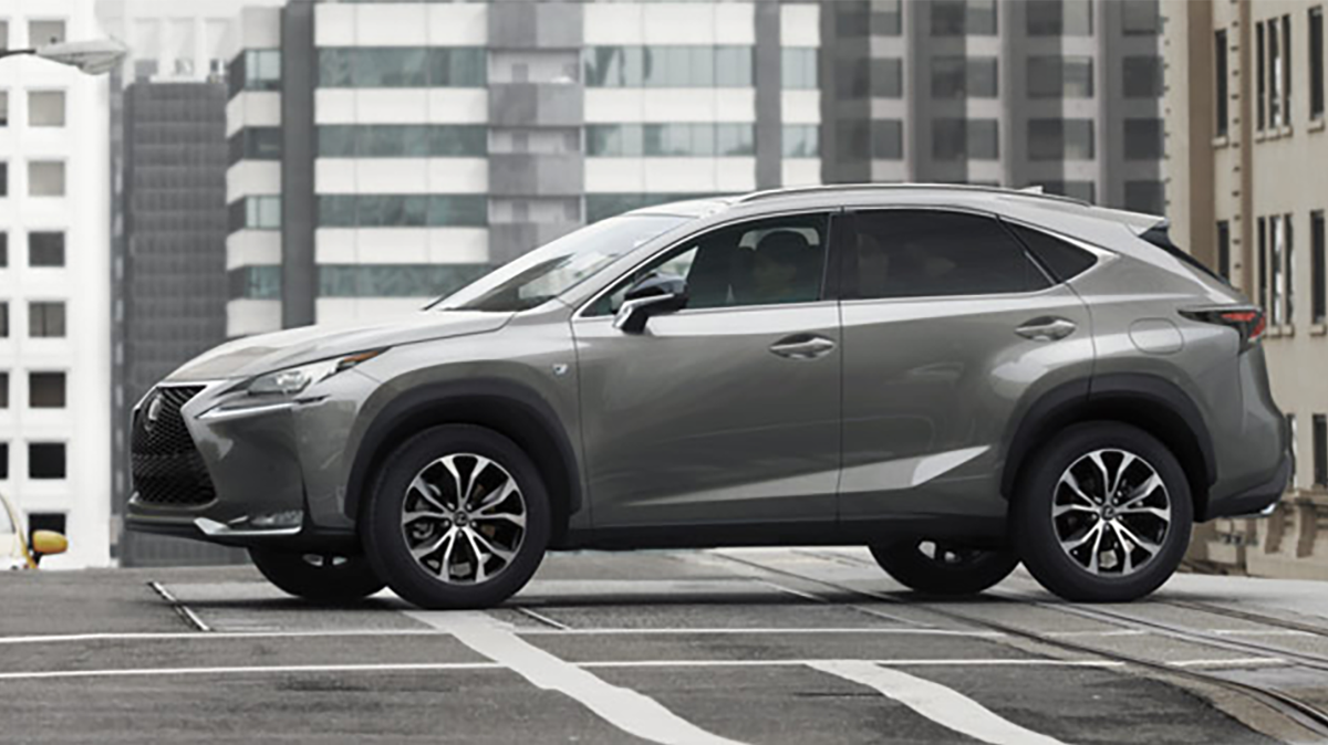 Which Lexus Models Have All Wheel Drive Lexus Of Akron Canton Oh