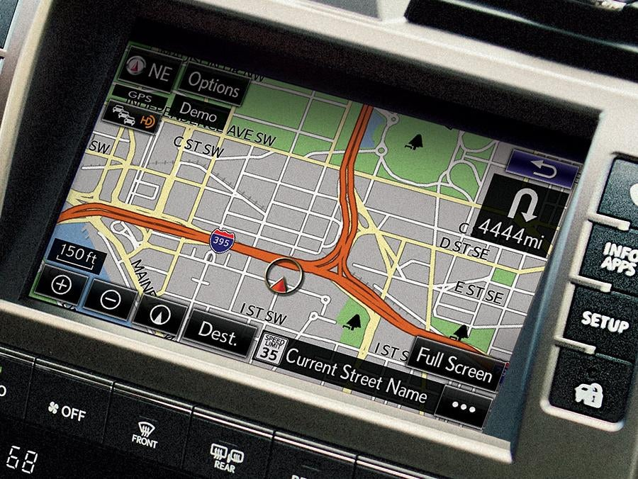 Lexus Navigation Update FAQ | Lexus of Akron-Canton